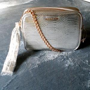 Elegant VICTORIA'S SECRET Crossbody Bag NWT